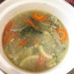体を細胞レベルから修復するボーンブロス・鶏がらスープにもちきゅうの雫
