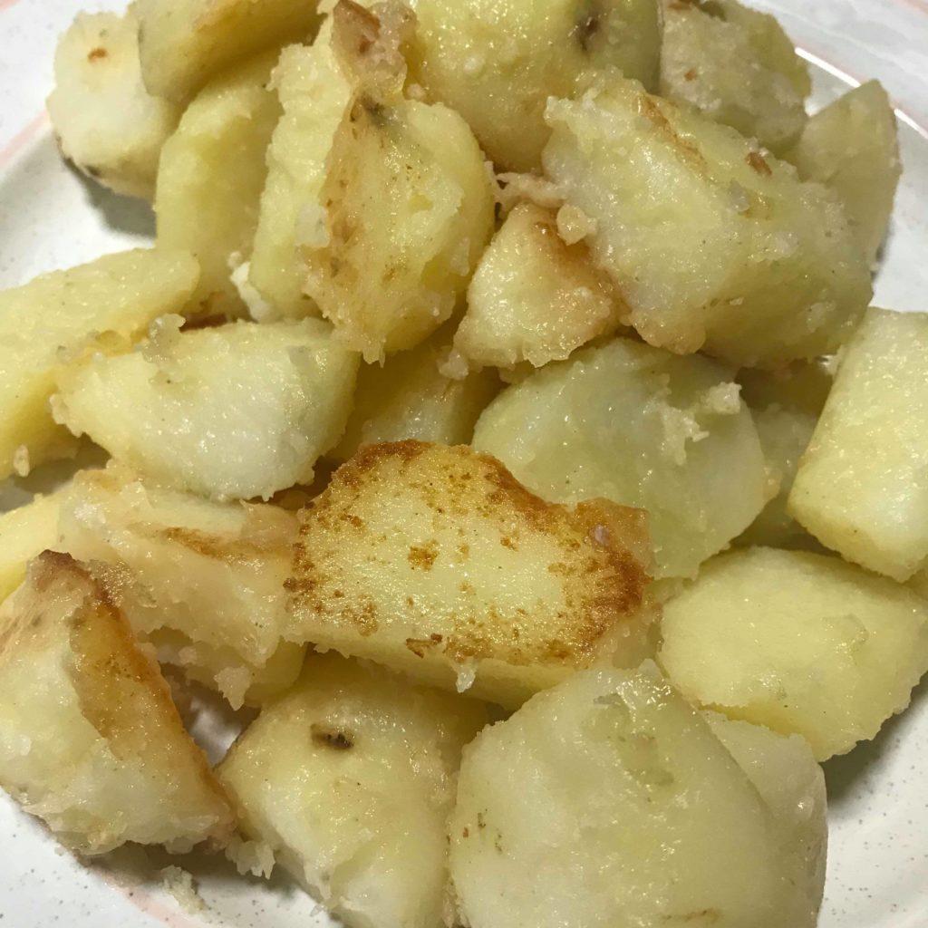 ちきゅうの雫塩麹で格別な旨味、じゃが塩麹バター